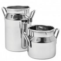 Stainless Steel Mini Milk Churns