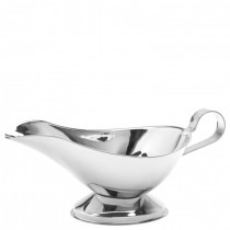 Stainless Steel Sauce Boats, Toast Racks & Egg Cups