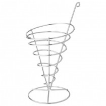 Ramekins & Wire Twister Cones