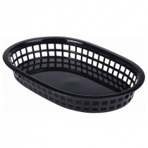Plastic Stackable Fast Food Baskets