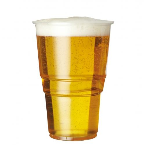 Disposable Plastic Beer Glasses