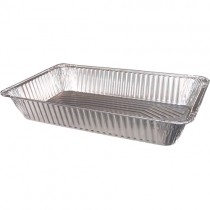 Foil Gastronome Catering Containers, Pans And Lids