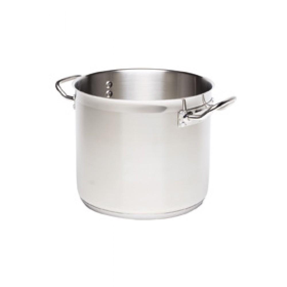 Genware Stainless Steel Saucepans, Pots & Pans
