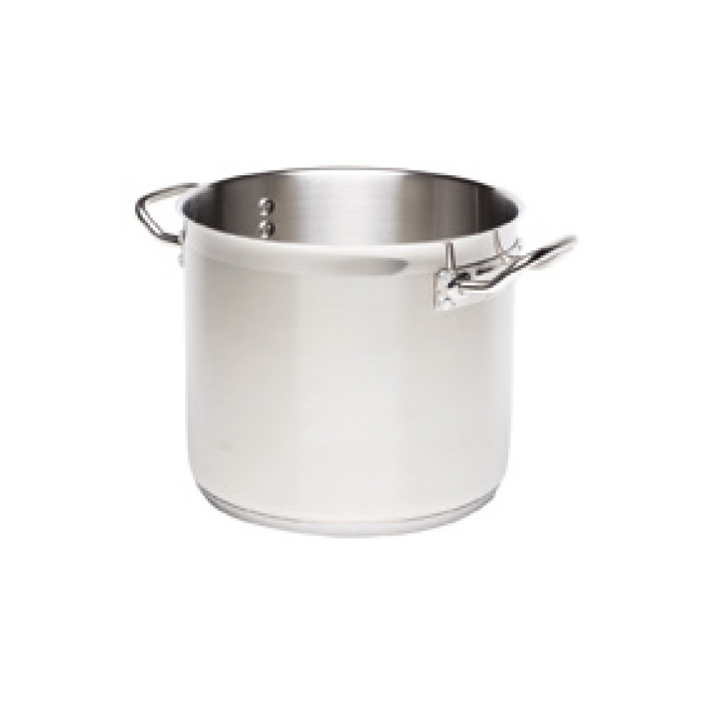 Genware Stainless Steel Stockpot