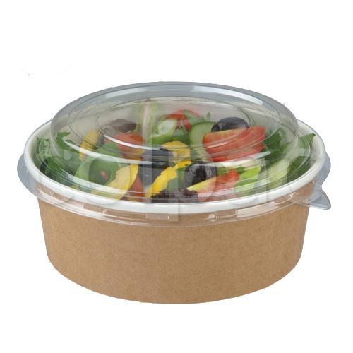 Kraft Salad Boxes and Bowls