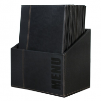 Contemporary Menu Holders & Menu Boxes