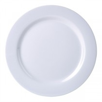 Genware Melamine White Tableware