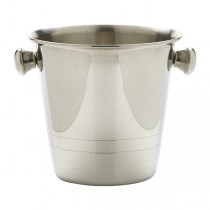 Mini Stainless Steel Ice Buckets & Milk Churns