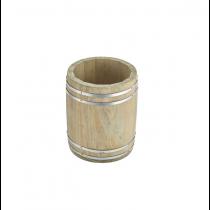 Miniature Wooden Barrels