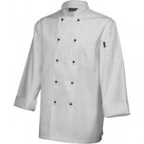 Superior Chef White Long Sleeve Jackets