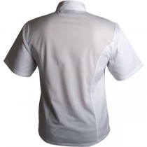 Coolback Professional Chef White Jackets