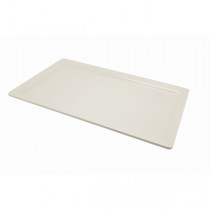 Genware White Melamine Platters