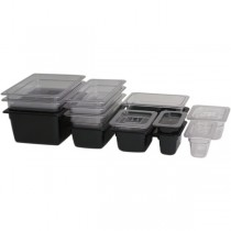 Clear Polycarbonate Gastronorm Pans