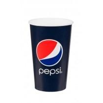 Pepsi Cold Paper Cups
