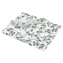 Floral Print Greaseproof Paper