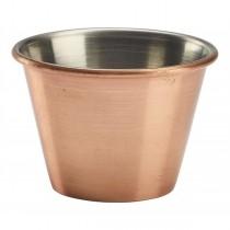 Copper Plated Ramekins
