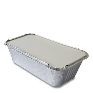 Aluminium Foil Food Containers and Lids