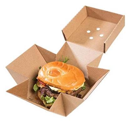 Takeaway Burger Boxes