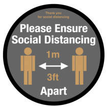 Social Distancing & Hygiene Notices