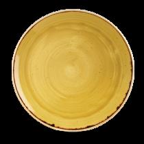 Churchill Stonecast Mustard Seed Yellow