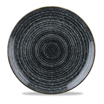 Churchill Studio Prints Homespun Charcoal Black