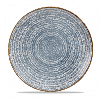 Churchill Studio Prints Homespun Slate Blue