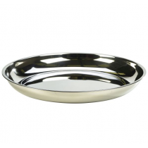 Stainless Steel Sharing Platters
