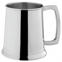 Stainless Steel Handled Tankards
