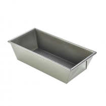 Genware Carbon Steel Non-Stick Traditional Loaf Tins