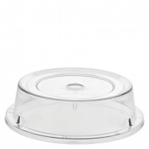 Carlisle Clear Plastic Plate Covers
