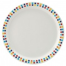 Carlisle Kingline Spanish Tile Melamine Tableware