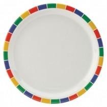 Carlisle Kingline Caribbean Block Melamine Tableware