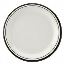 Carlisle Kingline Black Lines Melamine Tableware