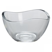 Wavy Edge Glass Ramekins
