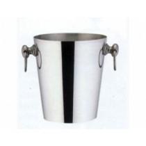 Aluminium & Chrome Plated Champagne Buckets