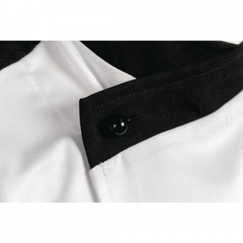 Chef Works A599-S Metz Jacket White