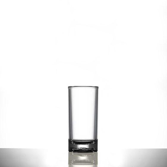 Elite Premium Polycarbonate Shot Glasses CE 50ml