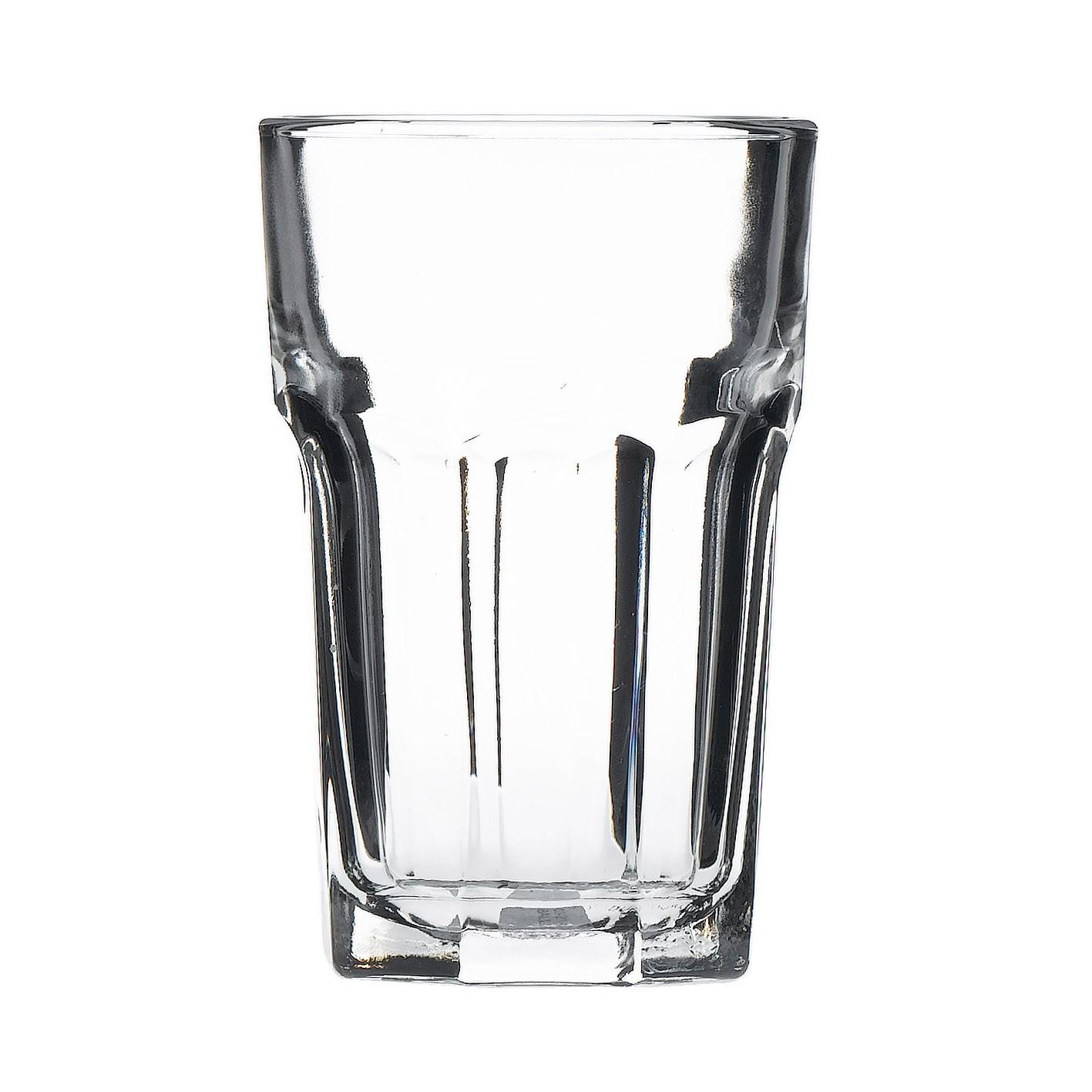 Gibraltar Original DuraTuff Hiball Glass Tumblers 28cl 10oz