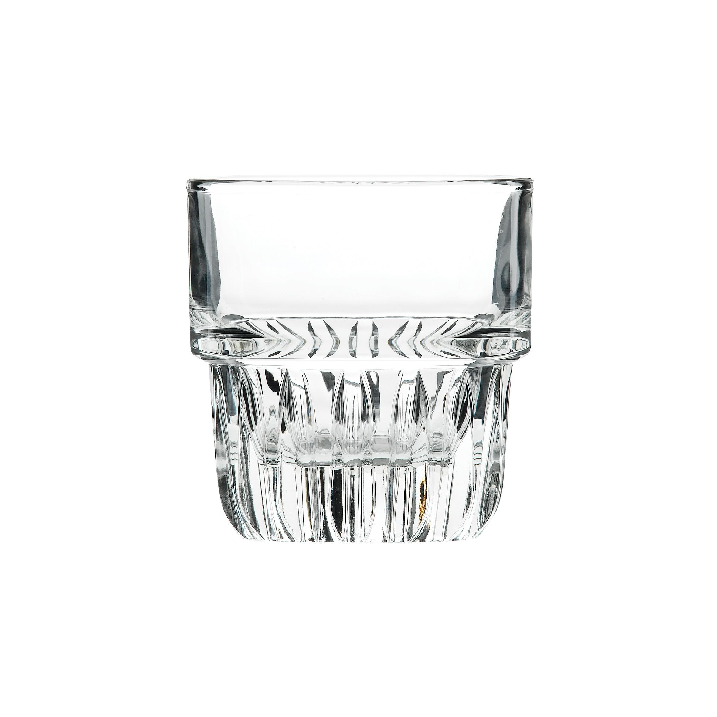 Everest Stackable DuraTuff Juice Glass 15cl 5oz