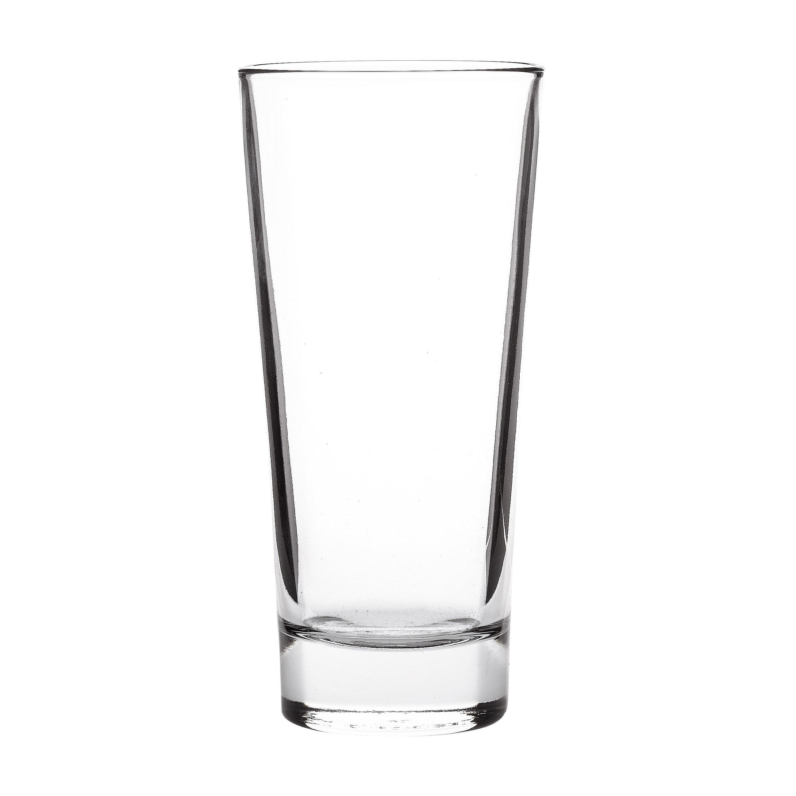 Elan Beverage Glasses 34cl 12oz Lined @10oz CE