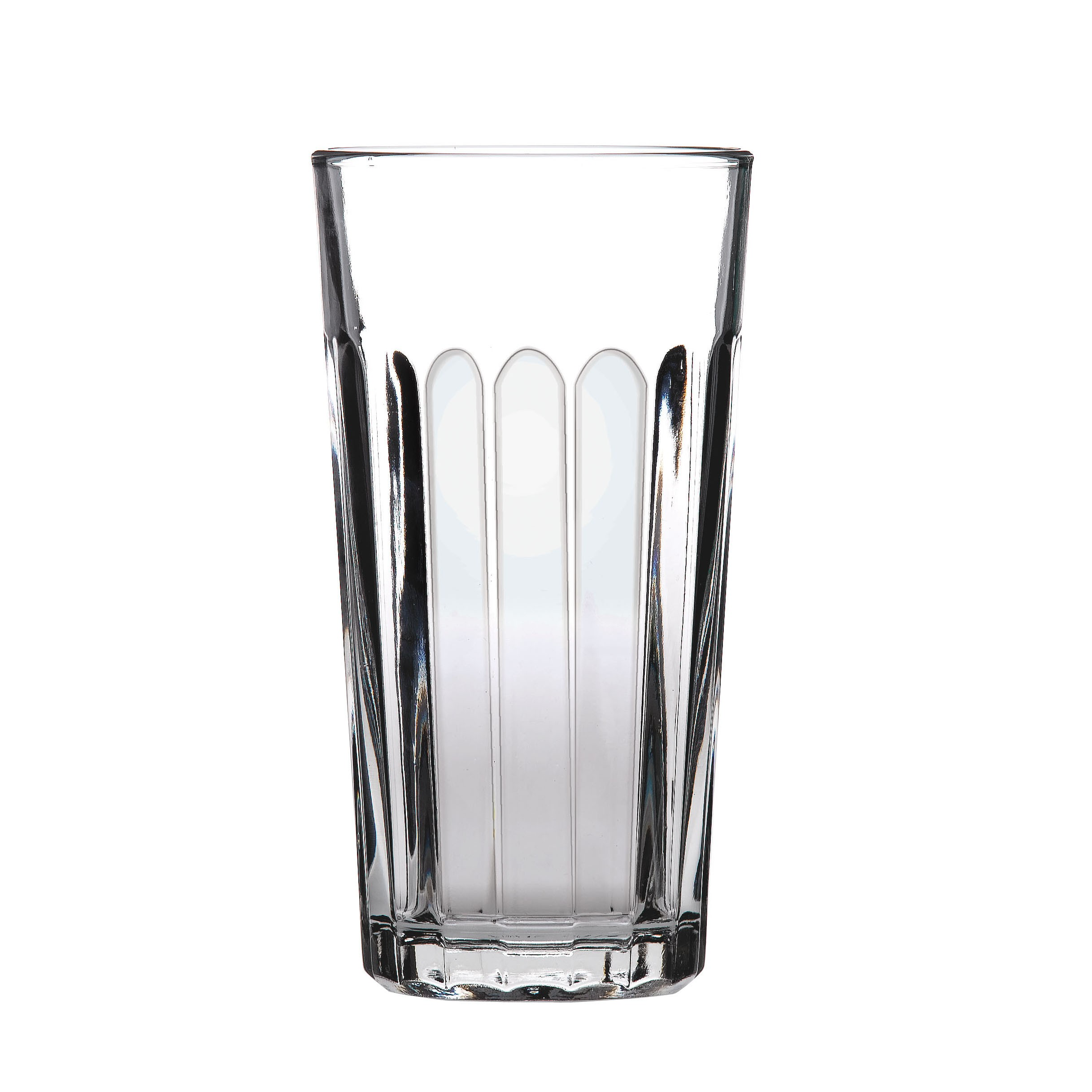 Paneled Beer Glasses 59cl 20oz CE