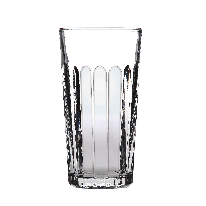 Paneled Beer Glasses 59cl 20oz CE