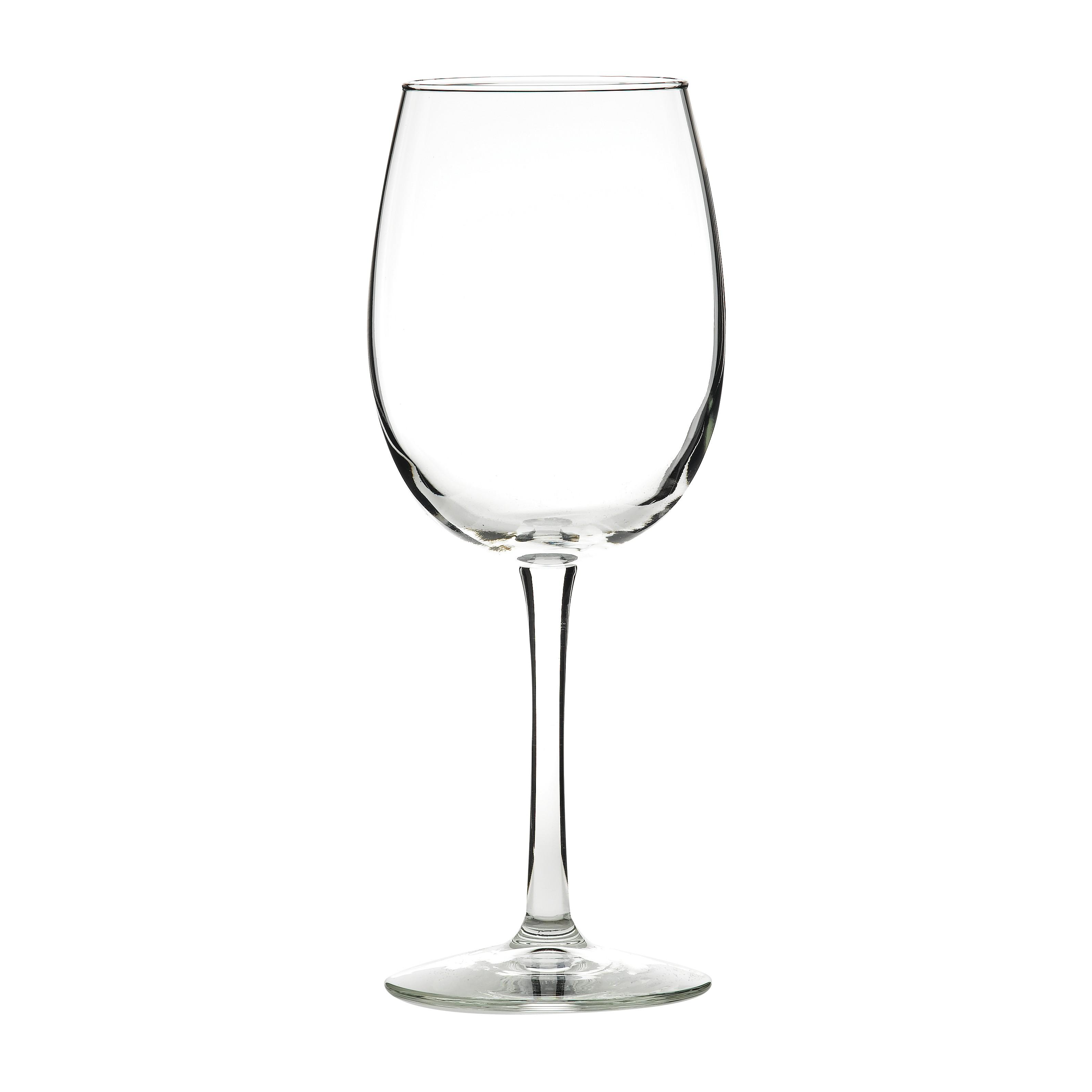 Reserve Wine Glasses 37cl 12.5oz LCE @ 125,175,250ml