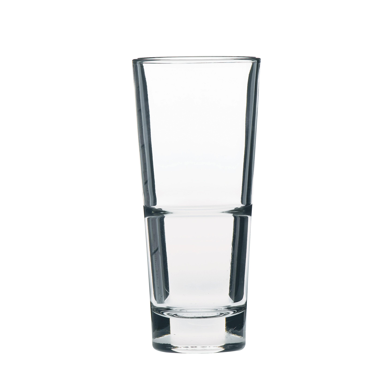Endeavor Beverage Glasses 14oz LCE at 10oz