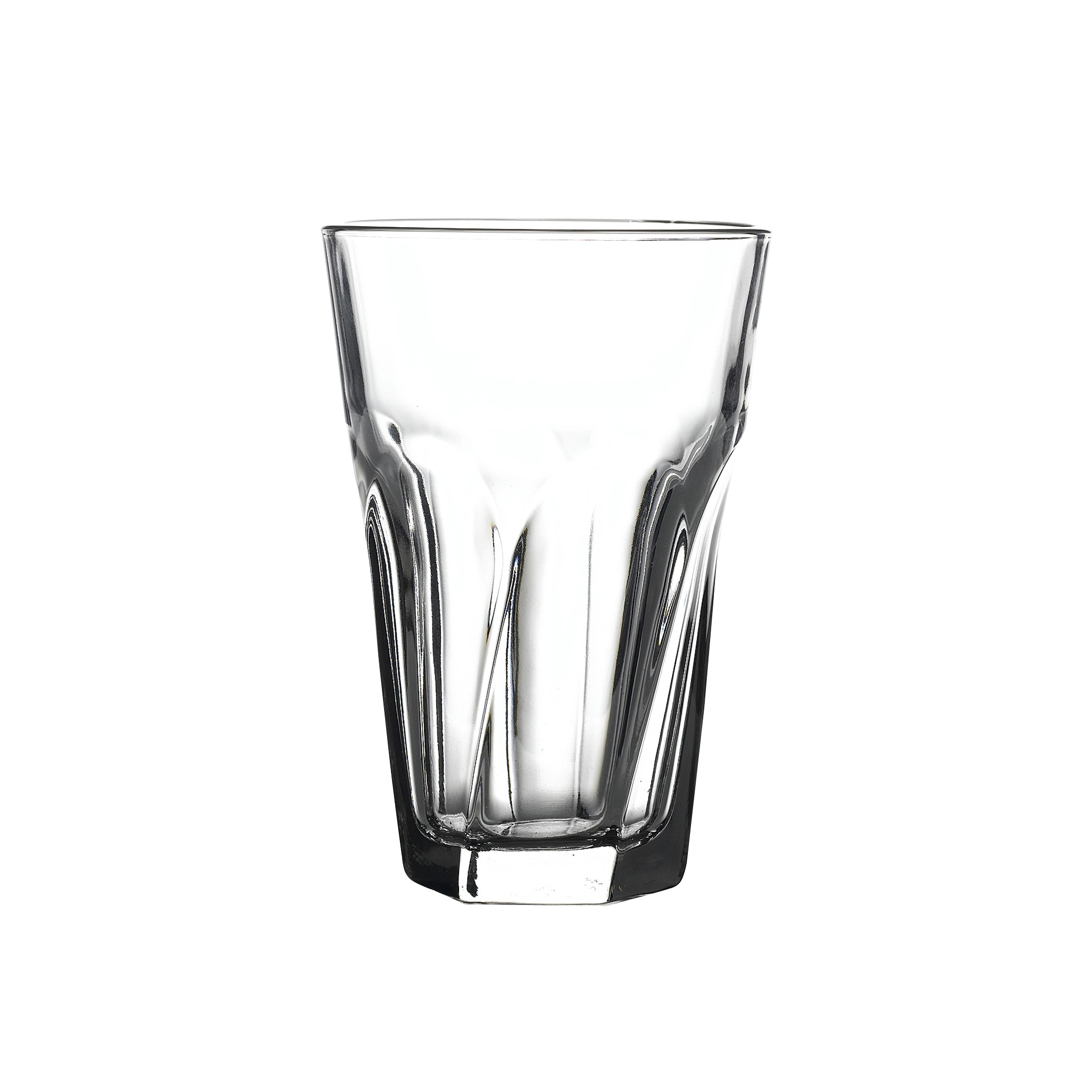 Gibraltar Lets Twist Hiball Glass L@1/2pint CE 12oz 35cl