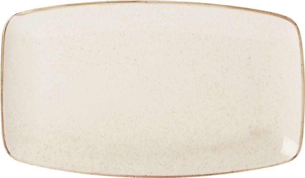 """La harina de avena placa rectangular 31x18cm / 122x7"""""""