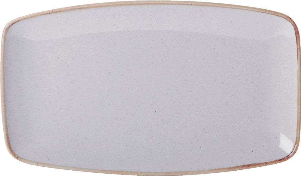 "Piedra placa rectangular 31x18cm / 12 ""x7"""