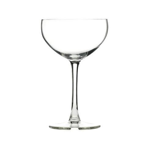 Bouquet Champagne/Martini Saucer 24cl 8.5oz