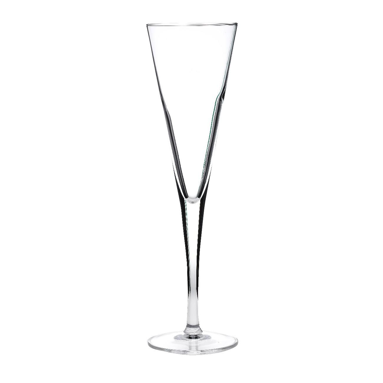 Atelier Prestige Trumpet Champagne Flutes 16cl / 5.75oz