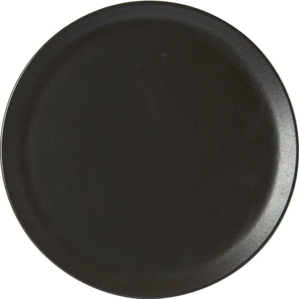 """Grafito pizza Plate 32cm / 12.5"""""""